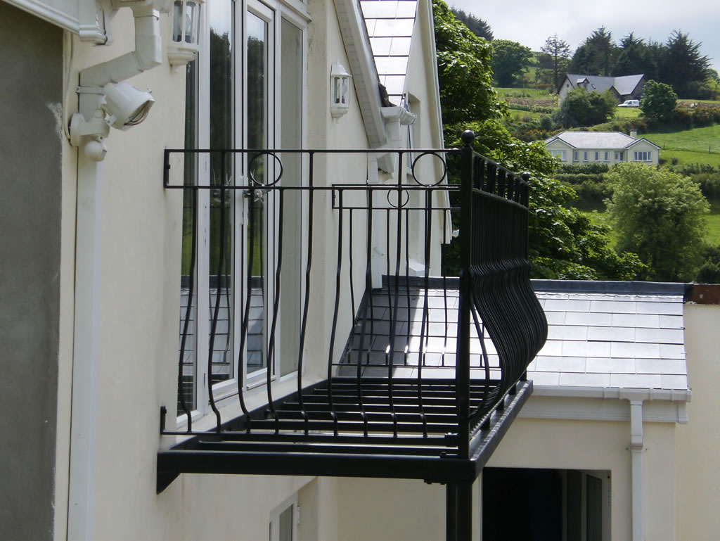 All types of balconies for Balconies or balconies